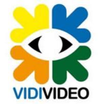VidiVideo - logo