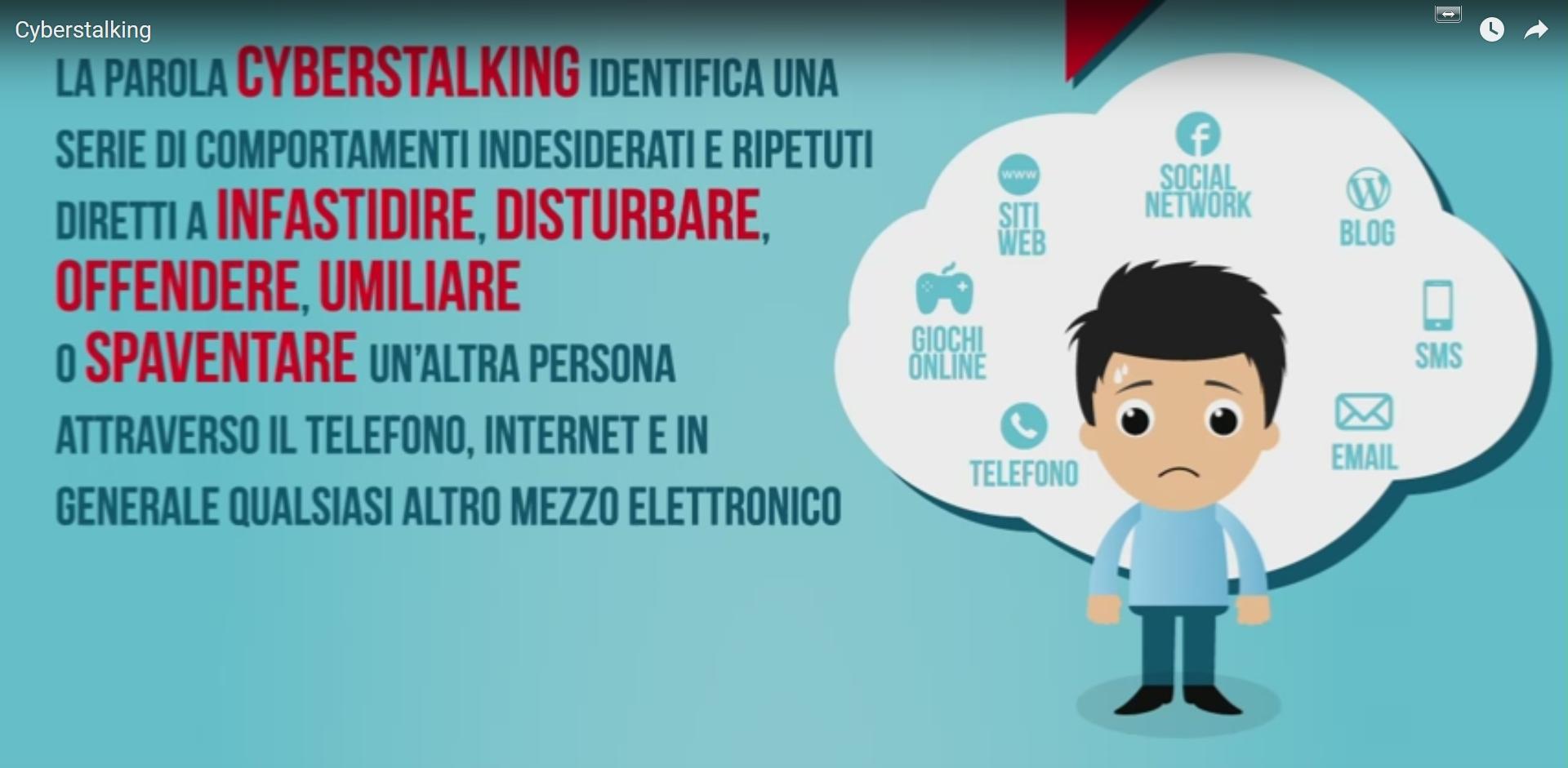 Cyberstalking - image