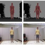 Action and Gesture Recognition for Human Computer Interaction