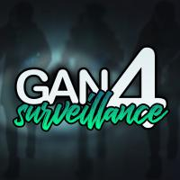 """GAN4Surveillance"" Logo"