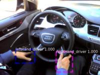 Body Pose Estimation e Hand Detection per Driver Monitoring